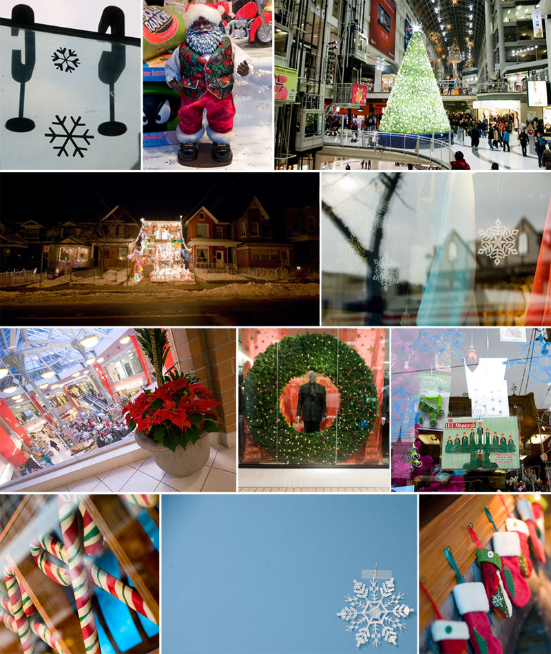 12 days of christmas in toronto