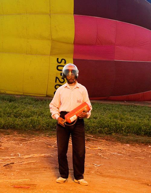 hot air balloon ride egypt