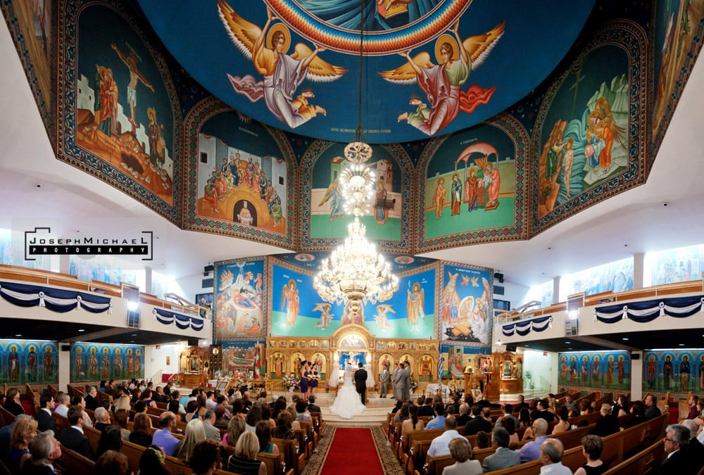 Orthodox Greek Toronto Wedding Photography