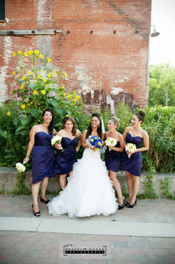Evergreen Brick Works Toronto Wedding Photography