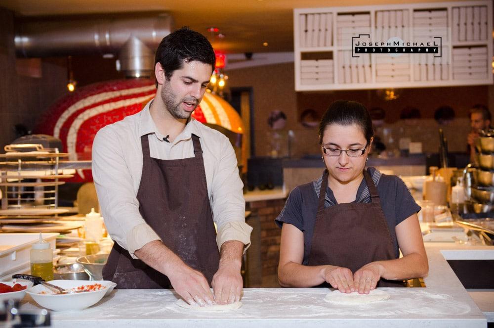 Famoso Neapolitan Pizzeria Toronto Justin Lussier