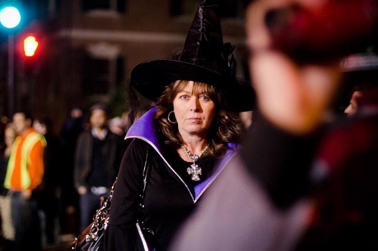 Salem Massachusetts Halloween 2012