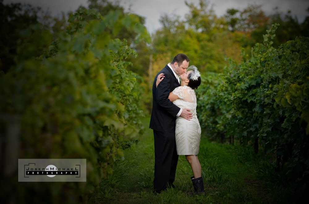 Hernder Estates Winery Wedding Photography
