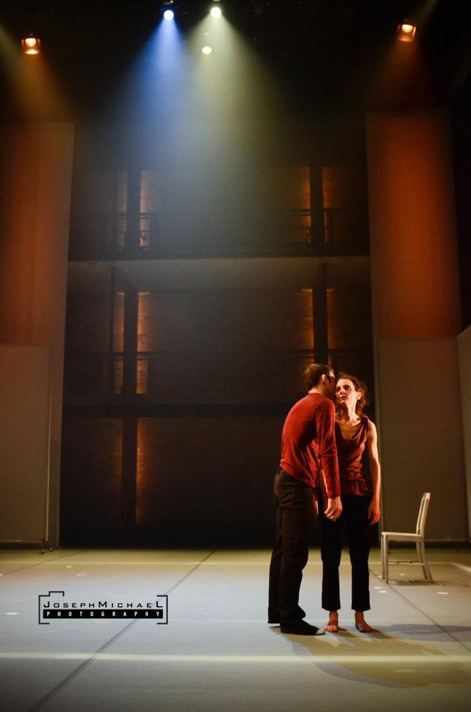 Histoire d'amour BoucharDanse Harbourfront DanceWorks