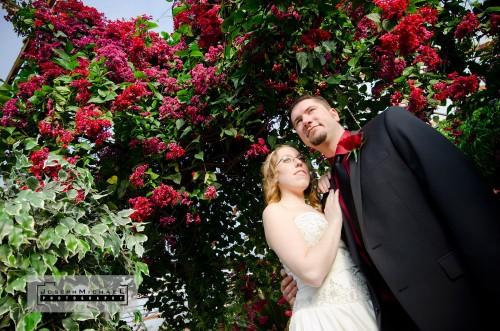 Madsen's Greenhouses Garden Centre Wedding Photography