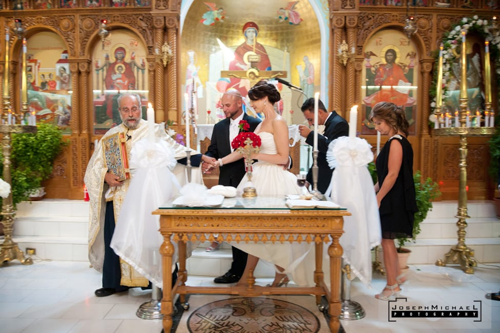 Orthodox Greek Toronto Wedding Photos