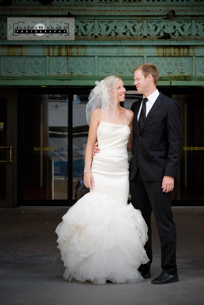Union Station Wedding Photography