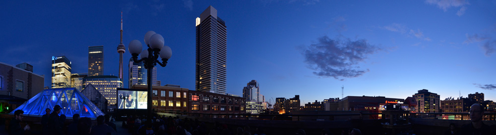 Panoramic Interior and Exterior Photography Toronto