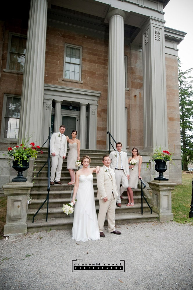 Ruthven Park York Wedding Photography
