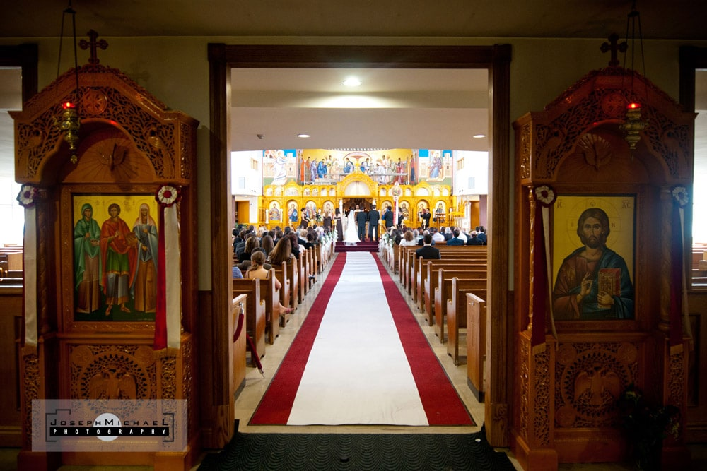 St. Panteleimon Greek Orthodox Church Wedding Photography