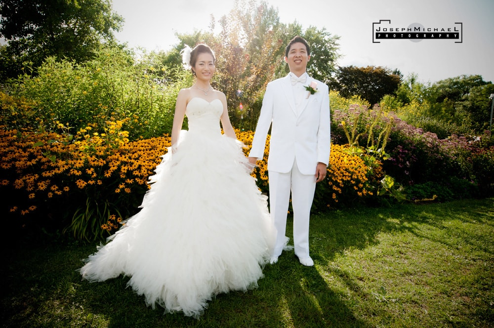 Korean Chinese Wedding Photography Edwards Gardens