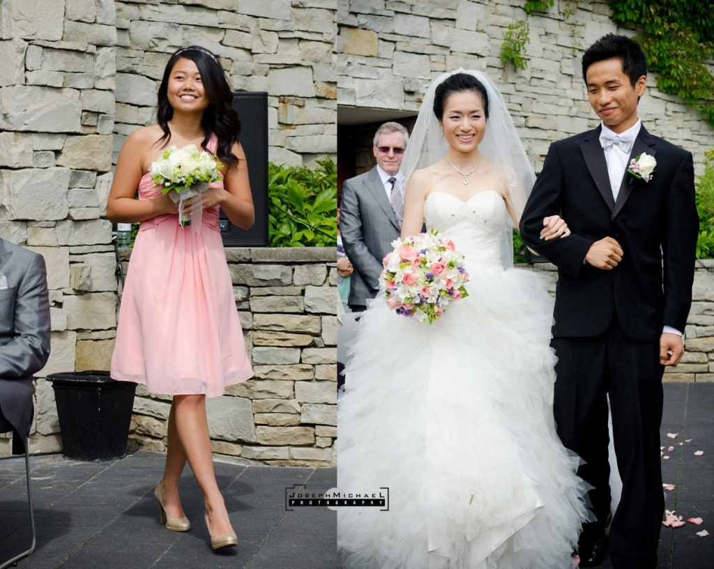 Toronto Botanical Gardens Korean Chinese Wedding Photography