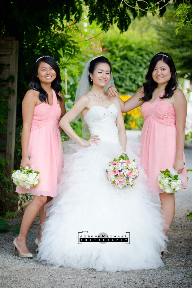 Toronto Korean Wedding Photography Edwards Gardens
