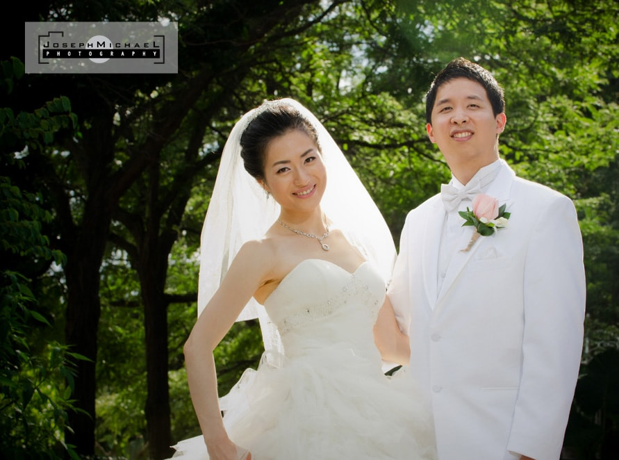 Toronto Korean Chinese Wedding Photography Edwards Gardens
