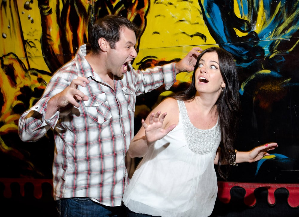 Engagement Photos The Ex Toronto