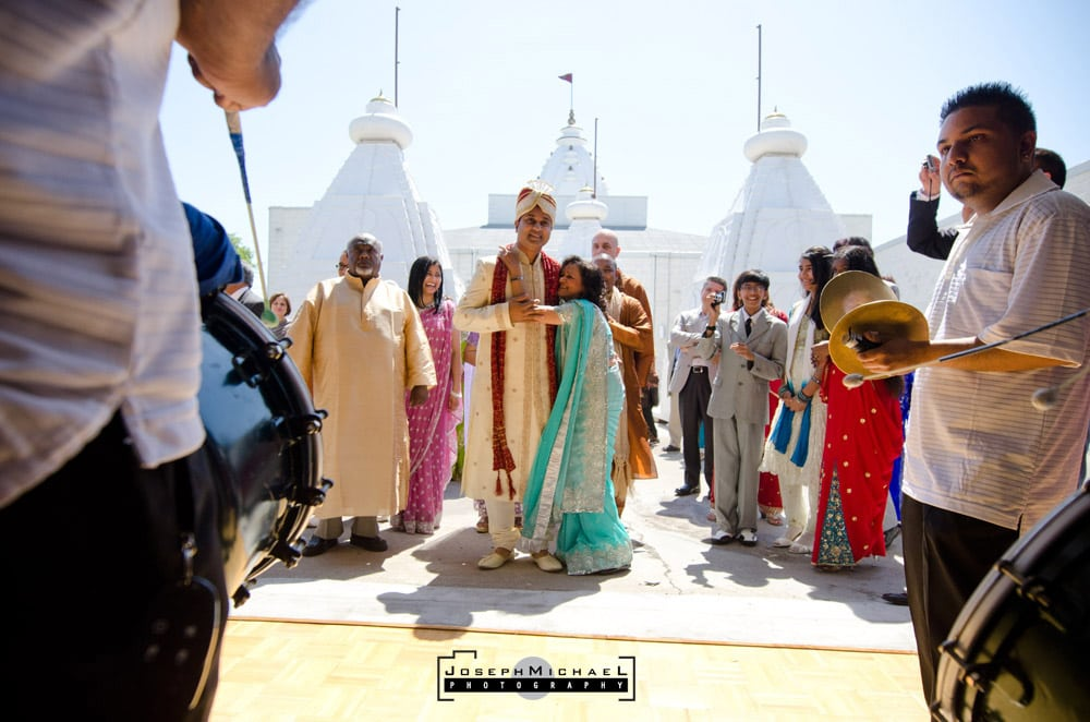 Ram Mandir Hindu Ceremony Wedding Photography Toronto