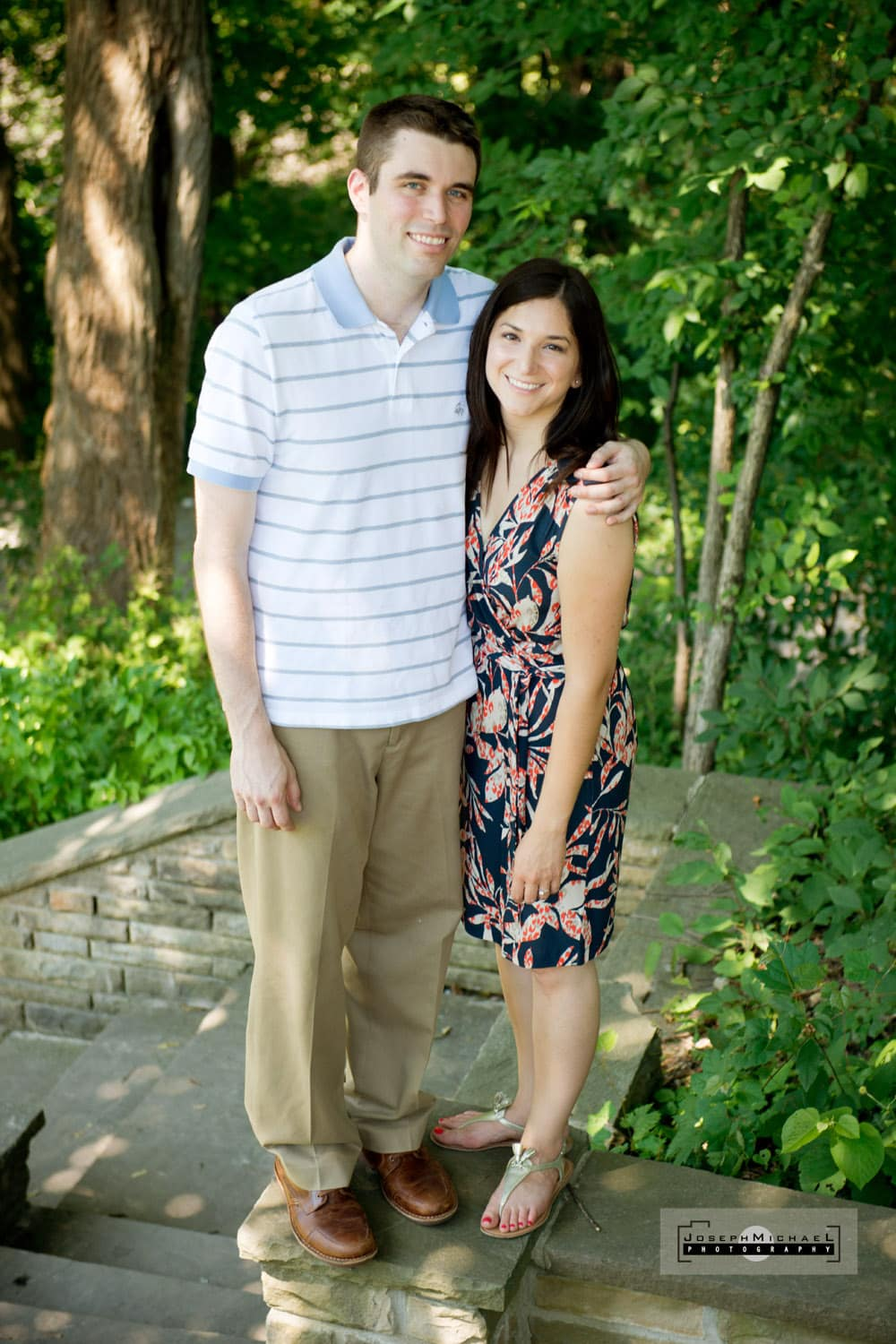 Glendon College Engagement Photos