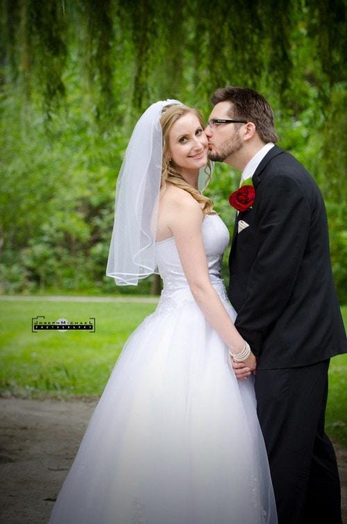 Humber Arboretum Wedding Photography