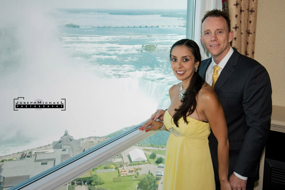 Niagara Falls Wedding Photos