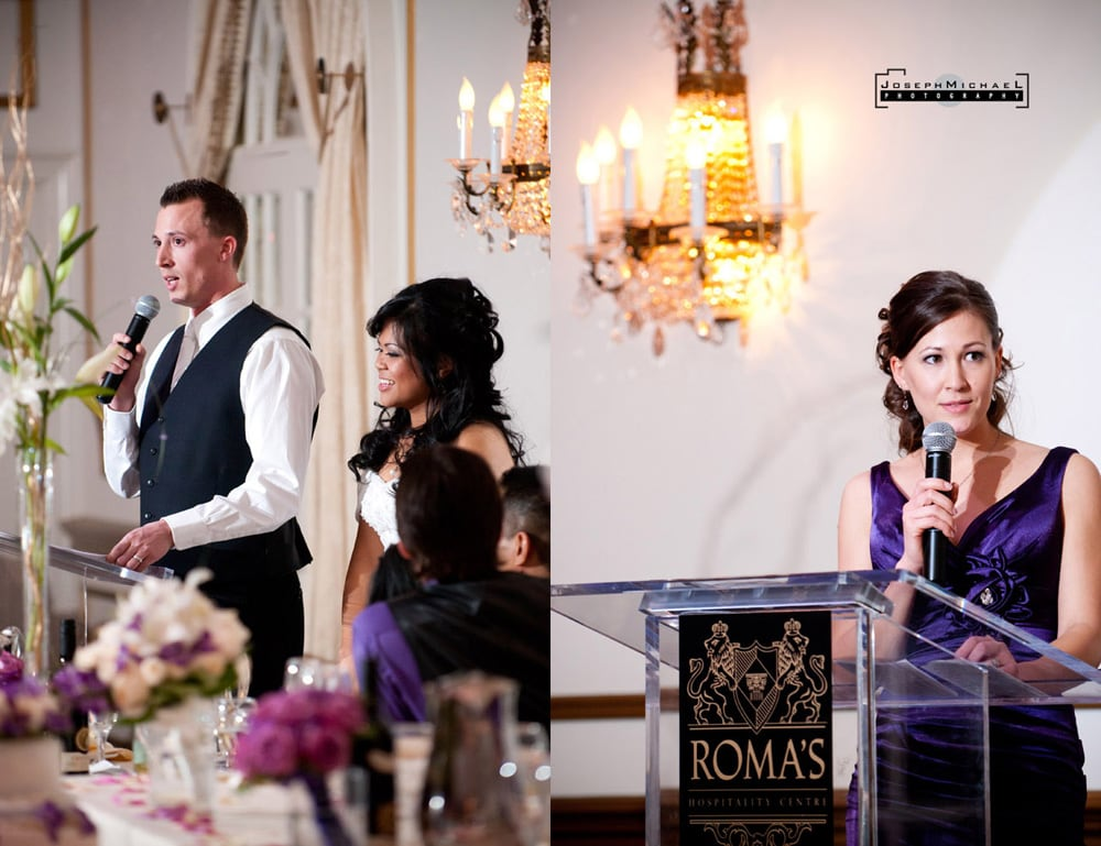 Romas Hospitality Centre Wedding Photography