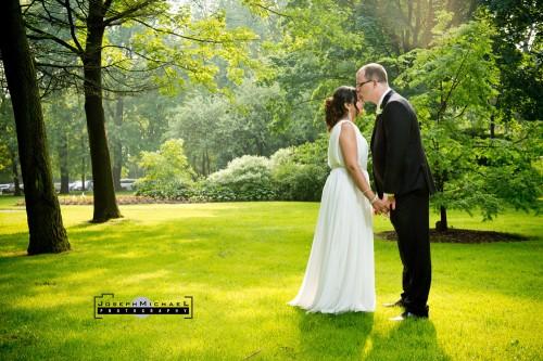 Rosetta McClain Gardens Wedding Photos