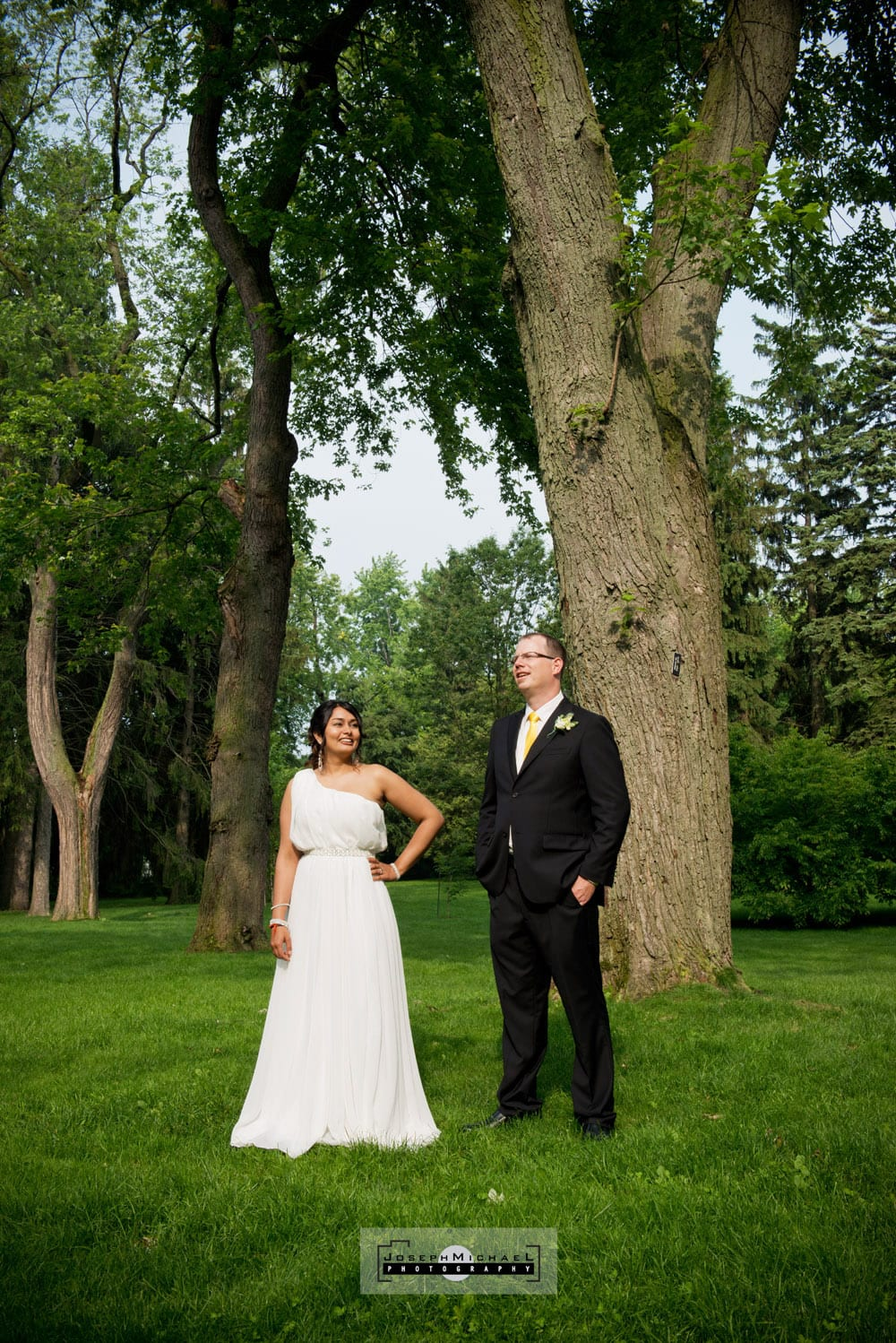 Rosetta McClain Gardens Wedding Photos
