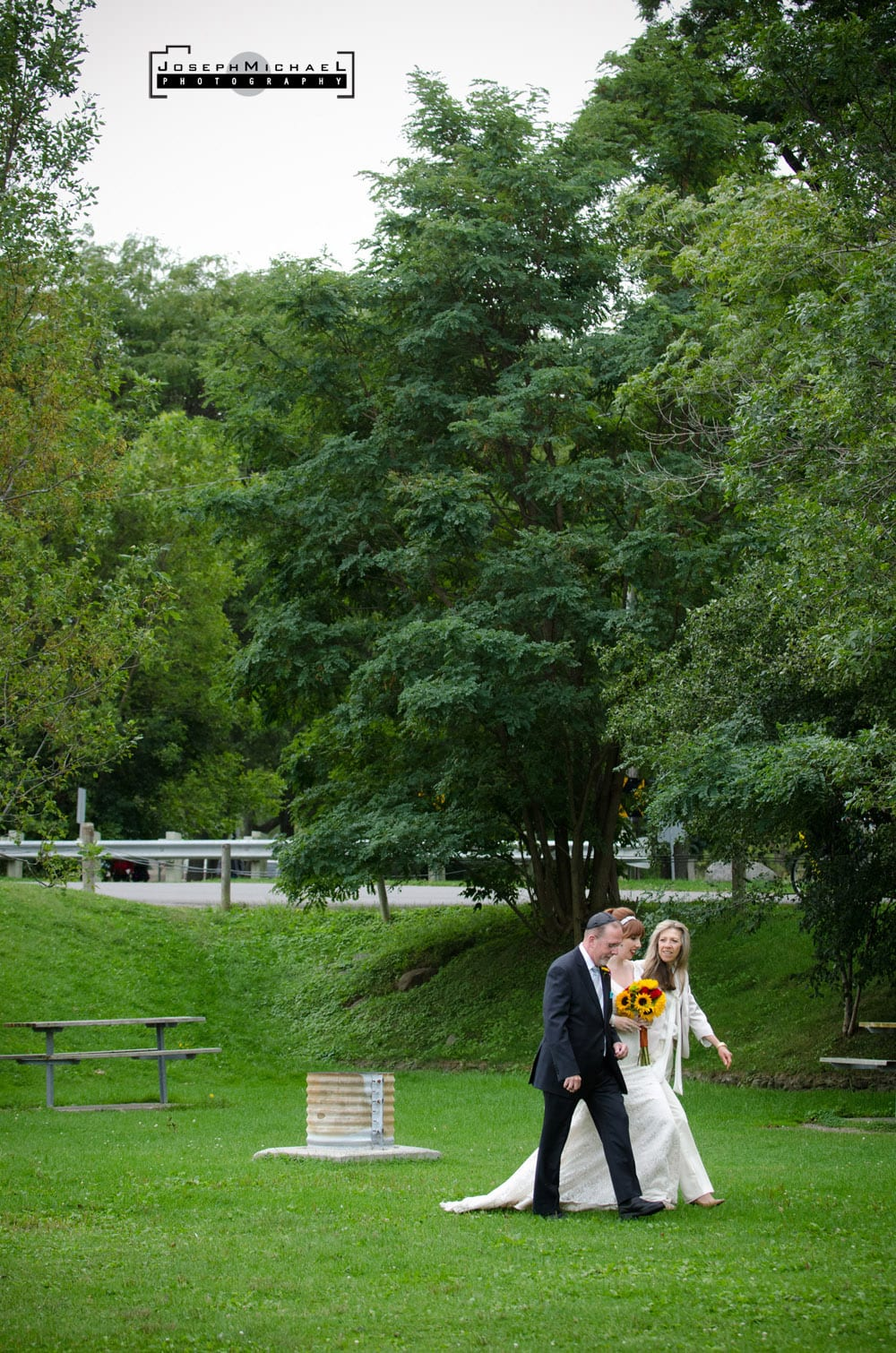 De La Salle Park Jackson's Point Wedding Photos