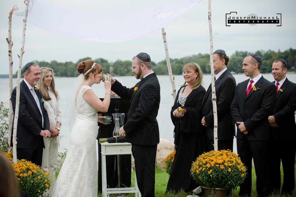 De La Salle Park Jackson's Point Wedding Photos