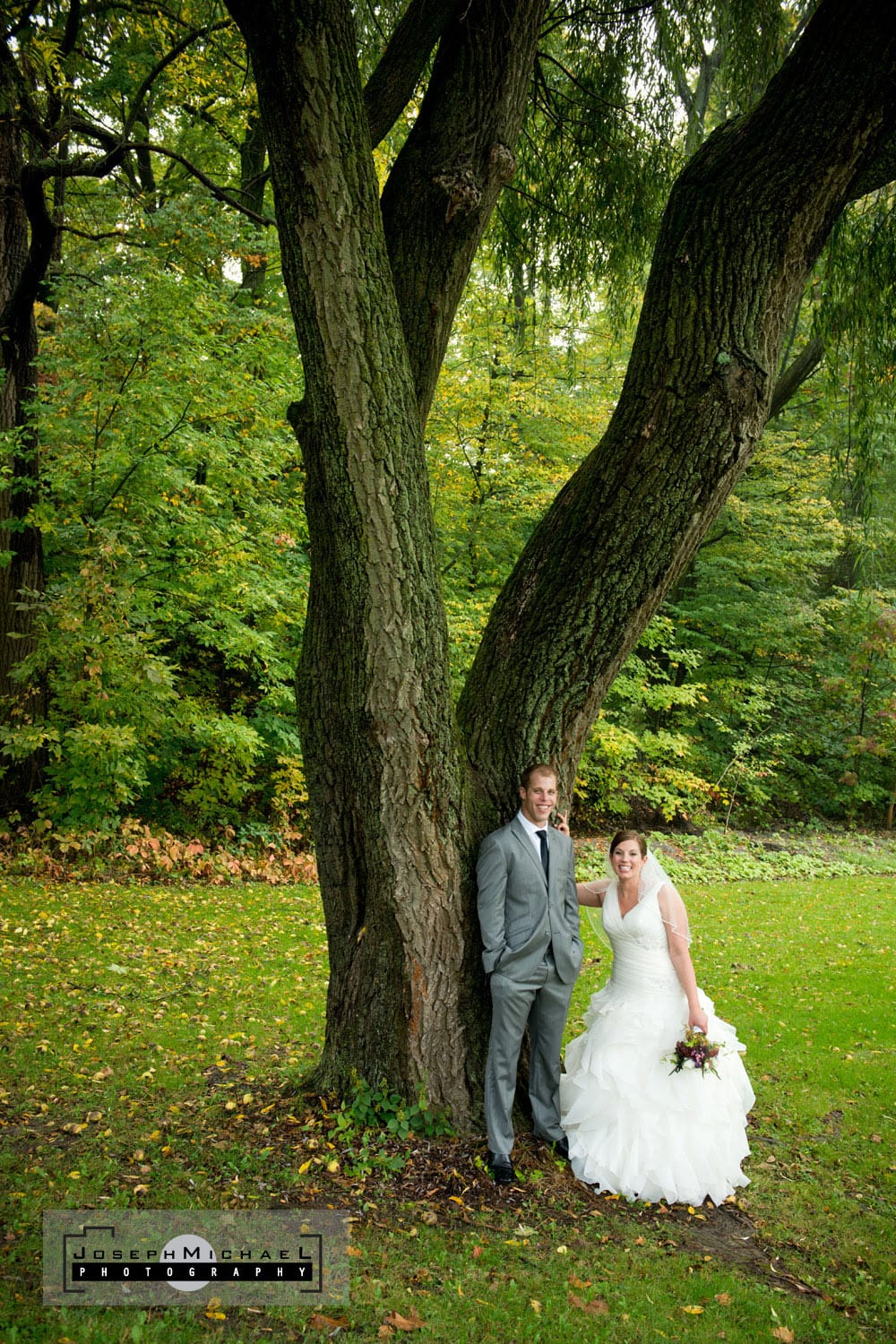 Balls Falls Conservation Area Wedding Photography