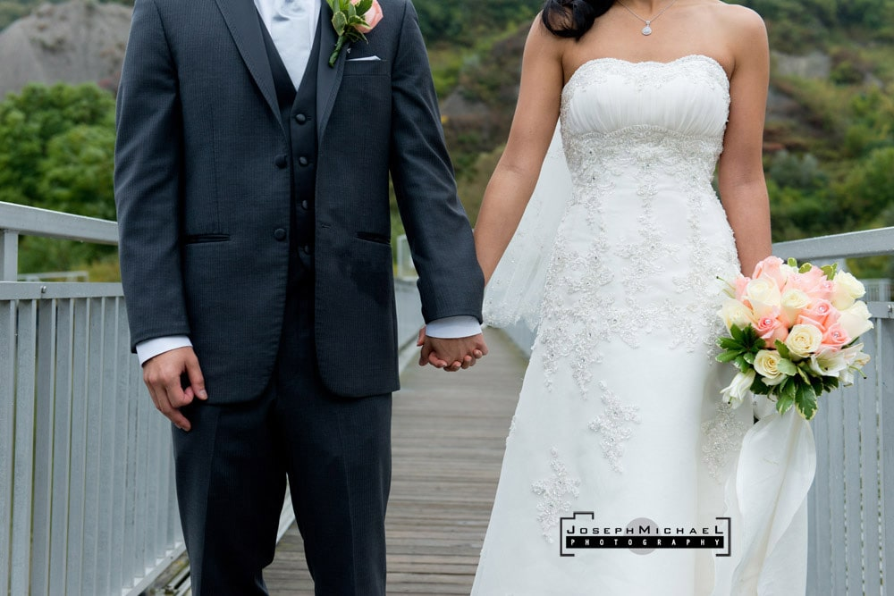 Wedding Photography at Bluffer's Park Toronto