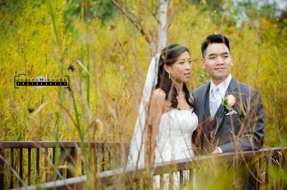 Wedding Photography at Bluffers Park Toronto
