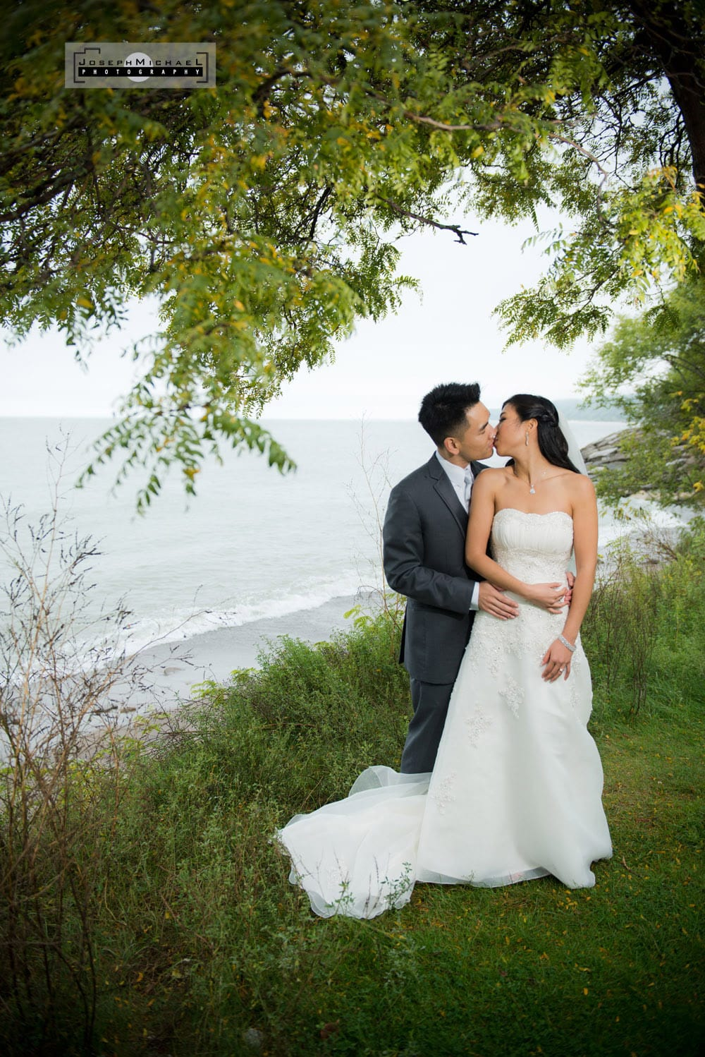 Wedding Photography at Bluffers Park Toronto