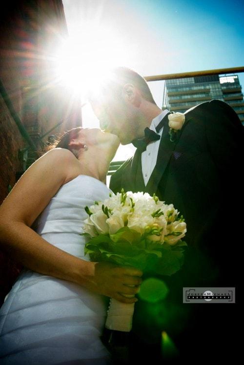 Distillery District Wedding Photography