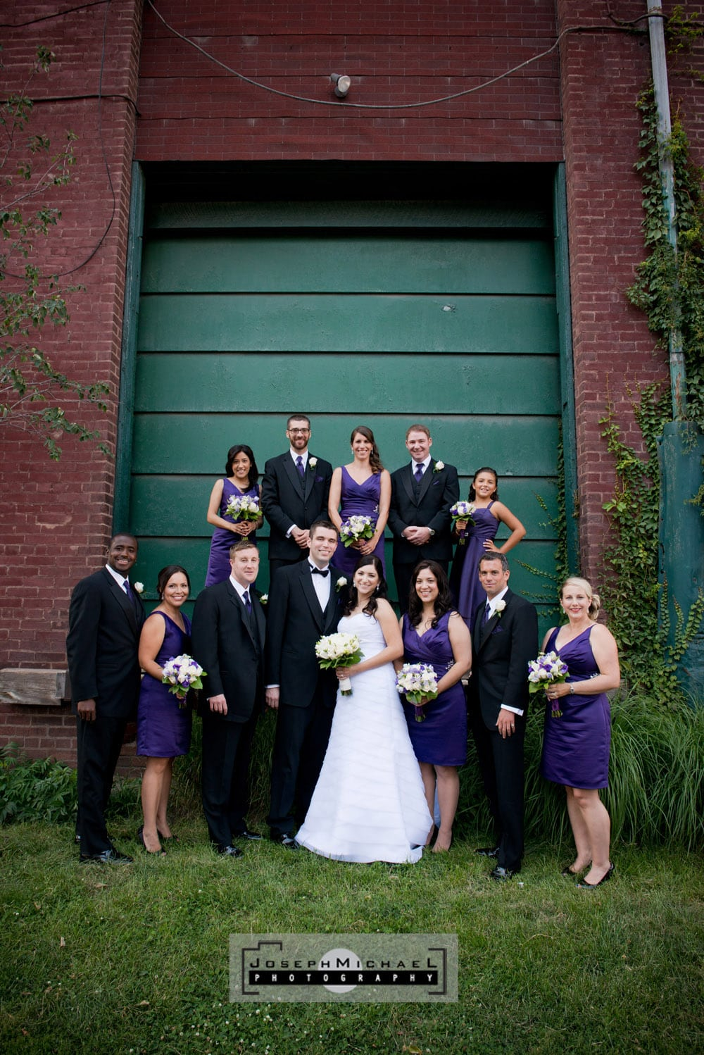 Distillery District Wedding Photography
