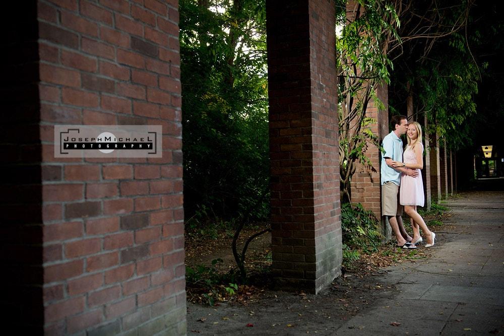 Engagement Shoot Toronto Eglinton Park