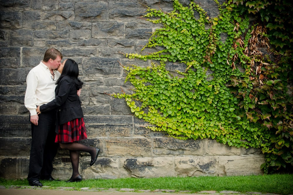 University of Toronto Engagement Shoot