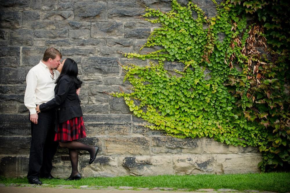 University of Toronto Engagement Shoot