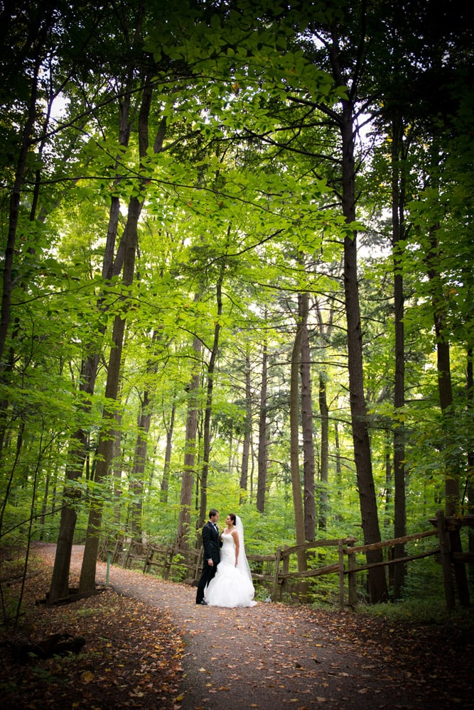 Kortright Centre Wedding Photography Toronto