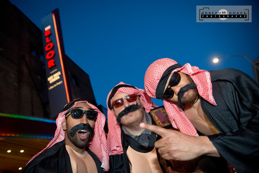 The Sheik World Premier at Hot Docs 2014