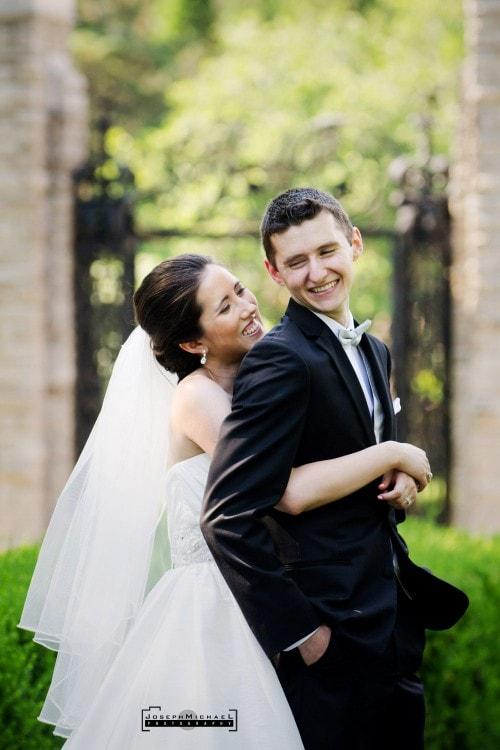 Royal Botanical Gardens Wedding Photography
