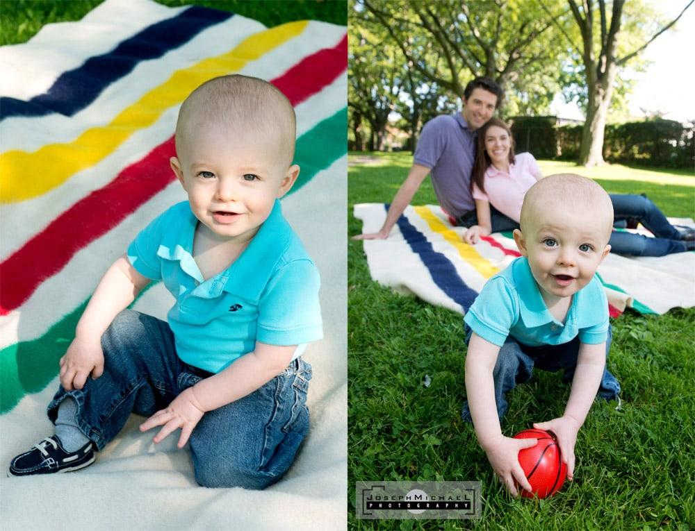 Toronto Family Portrait Mimico
