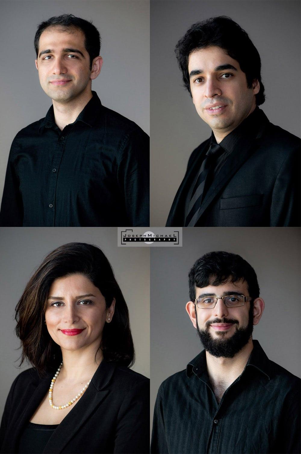 Musician Portraits in Toronto