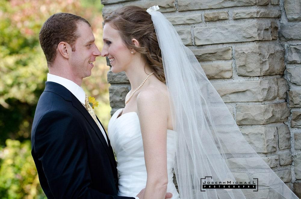 Royal Botanical Gardens Burlington Wedding Photography