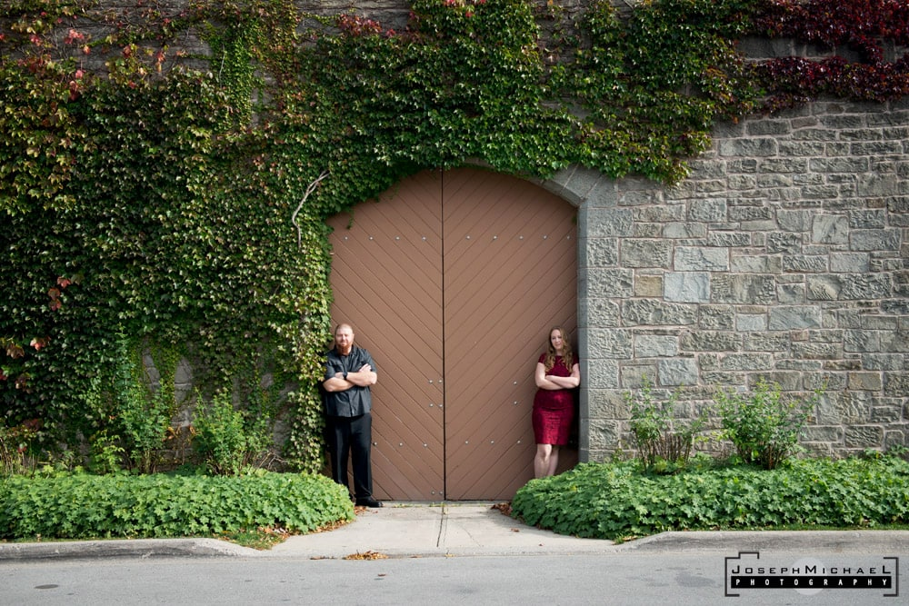 Milton Engagement Shoot - Livingston Park, Centennial Park, Mill Pond