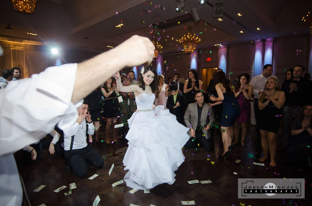 Hazelton Manor Wedding Photography Greek Dancing
