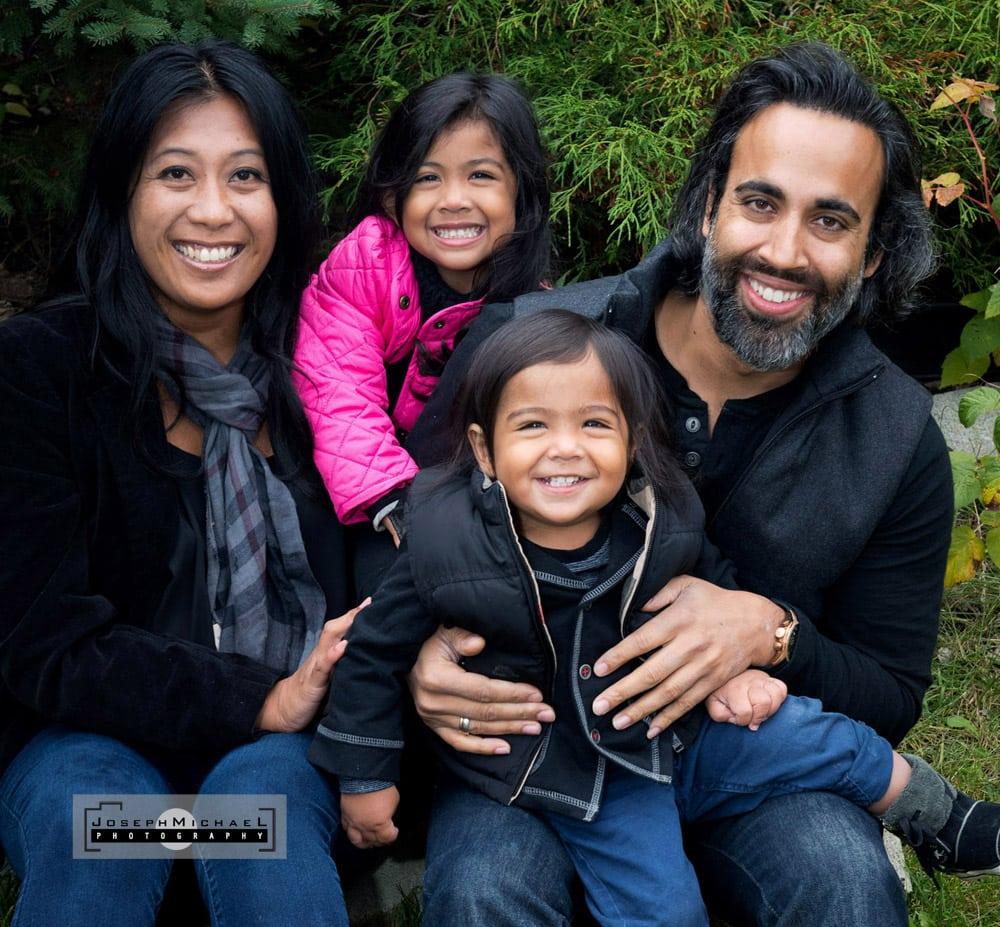 Markham Family Portrait
