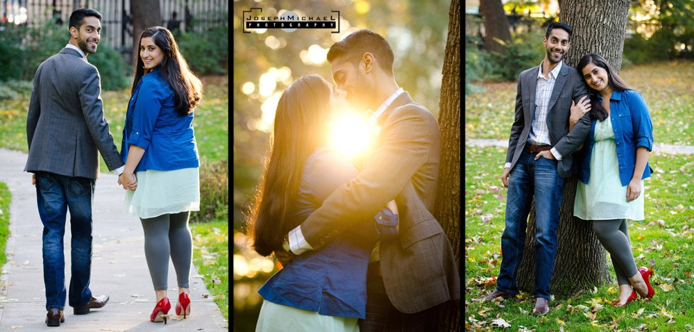 Osgoode Hall Engagement Photography