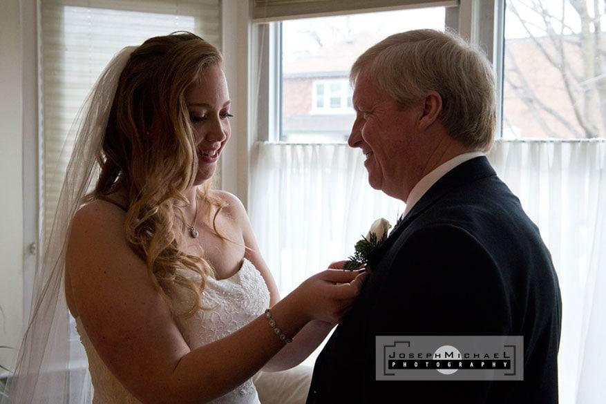 Winter Wedding Photography Toronto