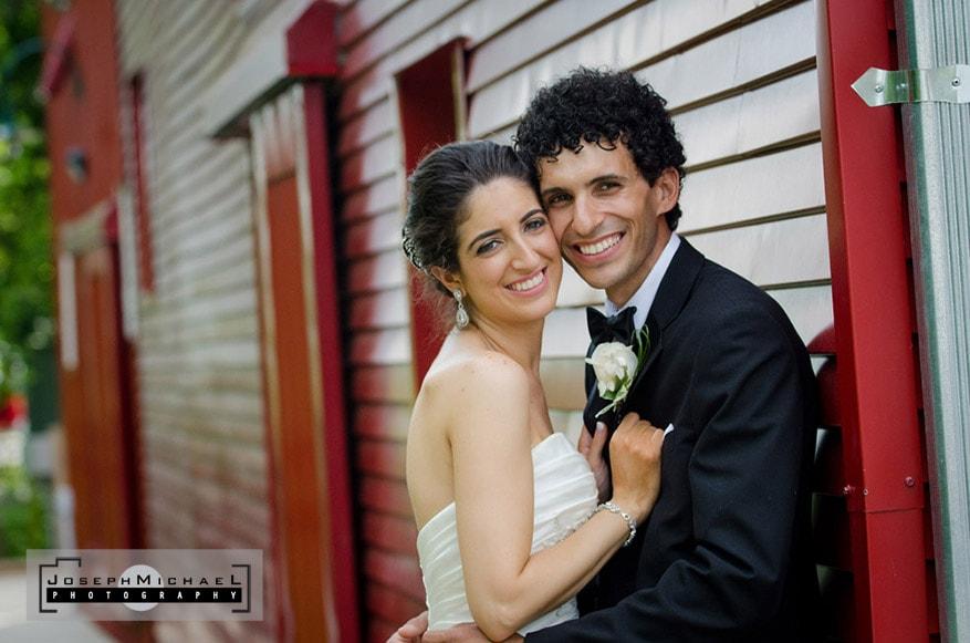 Main Street Unionville Wedding Photography