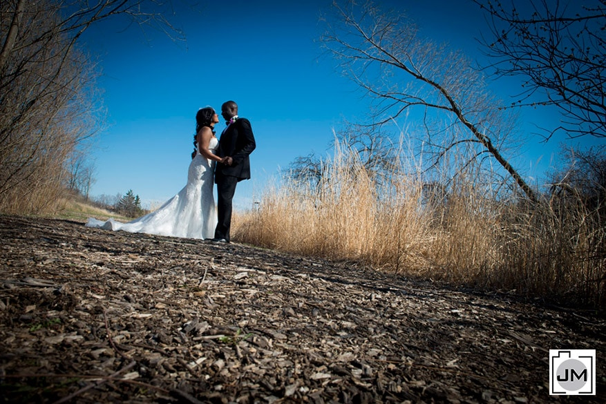 Riverwood Conservancy Mississauga Wedding